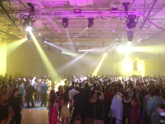 homecoming dj sound and lighting
